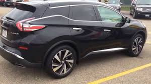 2015 Nissan Murano Platinum preview - YouTube