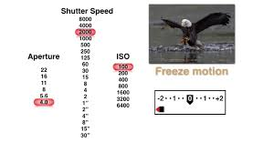 Manual Camera Settings Chart Exposure Basics How To Choose Iso Aperture And Shutter
