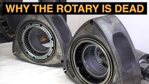 engineering explained why the rotary engine had to die