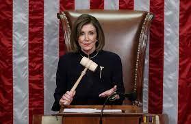 How old is Nancy Pelosi?