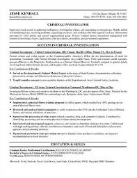 Criminal Investigator Federal A Href Http Resume Tcdhalls Com