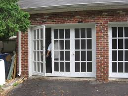 garage conversion brick exterior | ... : Affordable Garage Door Glass With  One Swing