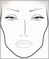800x951 makeup face template cute makeup face drawing makeup face drawing