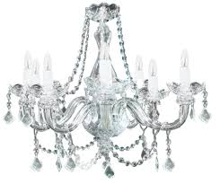 evoke 8 arm chandelier tipperary crystal clarissa 6 arm