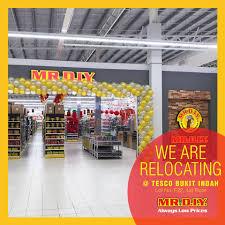 Mr Diy Mr Diy Store Now Relocation At Tesco Bukit Indah