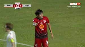 AUNG KAUNG MANN ASSIST AND PASSES BG PHATHUM UTD - YouTube