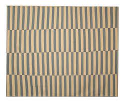 striped wool rug kilim