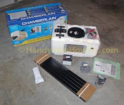 chamberlain garage door troubleshootingChamberlain Belt Drive Garage Door Opener Review