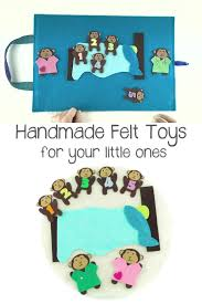 Pin by Wendi Morton on Manualidades para Sara in 2021 | Felt board stories,  Five little monkeys, Felt board