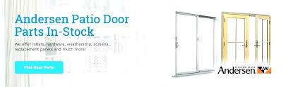 andersen sliding glass doors slider screen doors find your replacement patio door parts today sliding glass