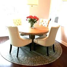 rugs for dining room table rug under dining room table round table rug round kitchen table