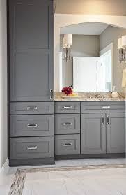 kitchen cabinets in bathroom. Bathroom: Impressing Master Bath Vanity Using Kitchen Cabinet Bases Contemporary At Cabinets In Bathroom From F