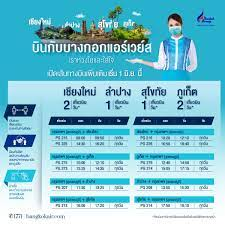 Bangkok Airways - บางกอกแอร์เวย์สเปิด 4...