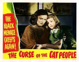 Image result for curse of the cat people