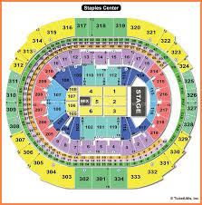 Concert Staples Center Seating Chart Staples Seating Chart Concert Best Of 15 Staples Center
