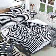 black and white striped sheet set bedding sets leopard twin queen full blue bed sheets