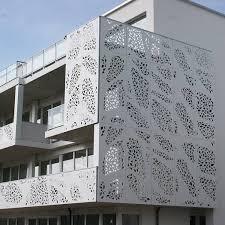 decorative metal screen wall panels