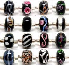 lwork beads jewelry making canada 100pcs mixed black murano gl beads for jewelry making loose
