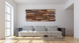 custom made wood wall art made of old reclaimed barnwood 60