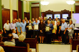 city of hoboken nj 2016 or zimmer establishes molfetta day in hoboken to be celebrated final day of italian festival