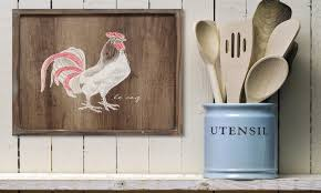 tips on ing rooster kitchen decor