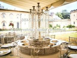 surprising chandelier centerpieces