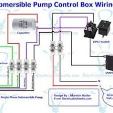 submersible pump circuit on contactor wiring diagram single phase schneider single phase contactor wiring diagram at Contactor Wiring Diagram Single Phase