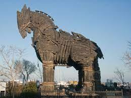 """ม้าไม้เมืองทรอย """" ย้อนตำนานหนึ่งตัวร้ายของมหากาพย์สงครามเมืองทรอย"""