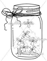 Firefly%2BMason%2BJar%2BWM scribbles designs 8102 firefly mason jar ($3 00) on scribbles coloring book