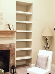 Built In Cabinets Beside Fireplace Thrifty And Chic Diy Projects And Home Decor