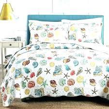 coastal quilt sets. Beach Style Duvet Covers Quilt Sets Themed Uk Coastal 1