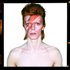 aladdin sane eyes open unsigned