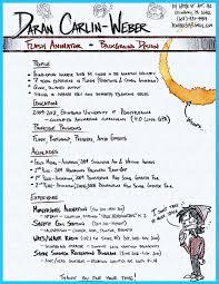 Animator Resume Animator Resume Therpgmovie 1