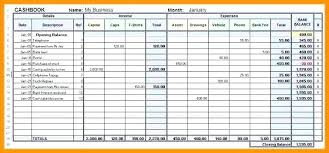 Excel Spreadsheet Accounting Excel Accounting Templates New Small