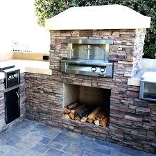 kitchen pizza oven indoor