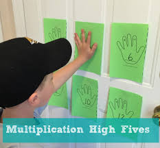 Multiplication Games Learn Times Tables While You Move