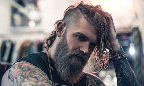 The viking beard style is an intimidating one. 49 Badass Viking Hairstyles For Rugged Men 2021 Guide