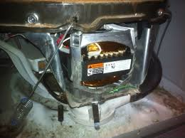 fixed speed queen washer will spin but not agitate not seeing capacitor on diagram