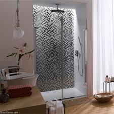 wall tile stickers bathroom tile black grey white glass ceiling glass mirror tiles