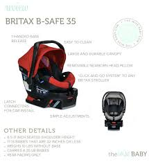 britax b safe car seat base b safe britax b safe 35 car seat base installation