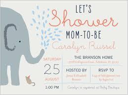 Elephant Shower Boy 4x5 Baby Shower Invitation Cards Shutterfly