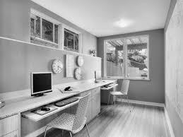 basement office setup 3. Loft Style Basement | Ideas 700x525 Cool Home Office Decor Black White Setup 3