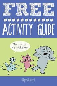 fun with mo willems activity guide