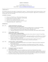 Loan Processor Resume Sample Entry Level Mortgage Senior Auto