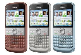 nokia keypad phones. nokia e5 is dashing qwerty keypad smartphone phone of which runs on symbian / s60 os.it a very advance version series phones. phones