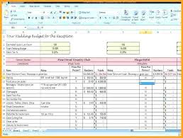 wedding budget template for excel excel wedding checklist full size of spreadsheet venue spreadsheet
