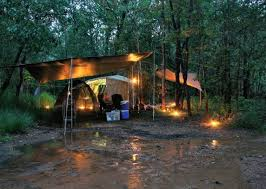Camping Trip Just A Rainy Camping Trip Audio Atmosphere