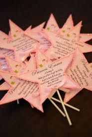 Homemade Princess Invitations Diy Princess Birthday Party