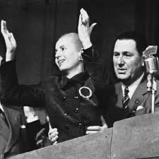 HISTORY - On #ThisDayInHistory in 1955, Argentina President Juan Domingo  Perón was deposed in a military coup. Perón who came to power in 1946 but  became increasingly authoritarian as Argentina`s economy declined
