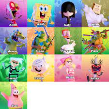 Nickelodeon All-Star Brawl (atleast ...